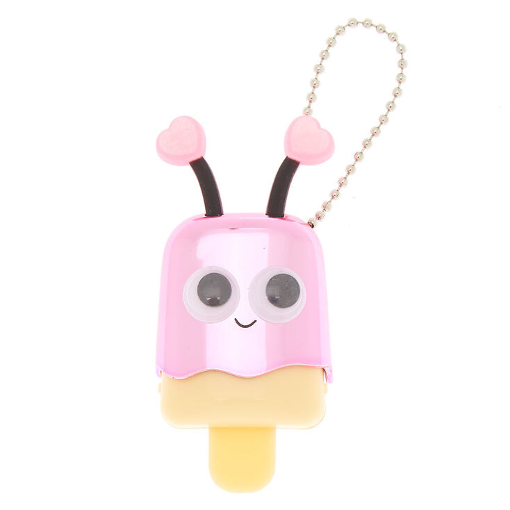 Pucker Pops Pink Deely Bopper Lip Gloss - Bubblegum,