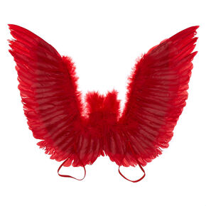 Ailes d'ange - Rouge,