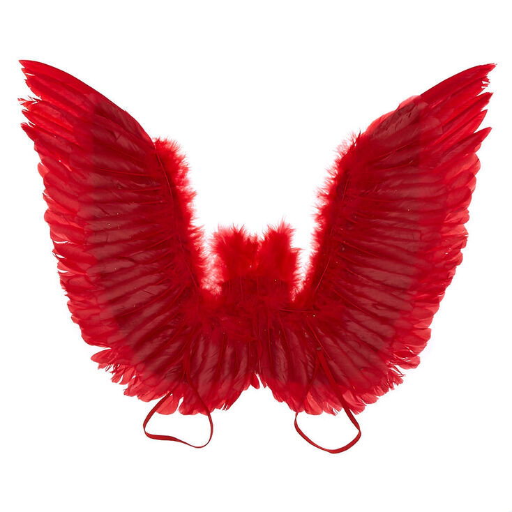 Angel Wings - Red,