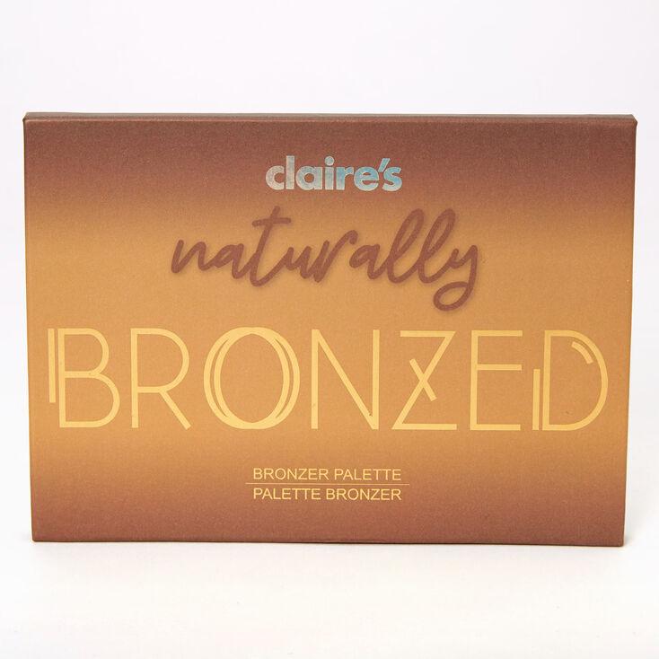 Naturally Bronzed Bronzer Palette,