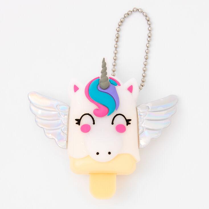 Pucker Pops Pegasus Lip Gloss - Vanilla,