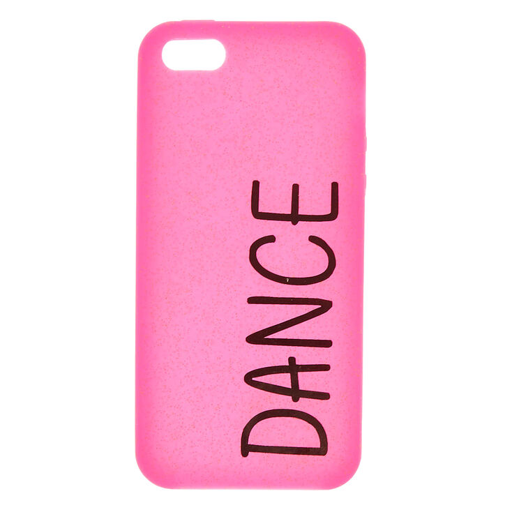 the latest 35d0f 3978e Dance Silicone Phone Case