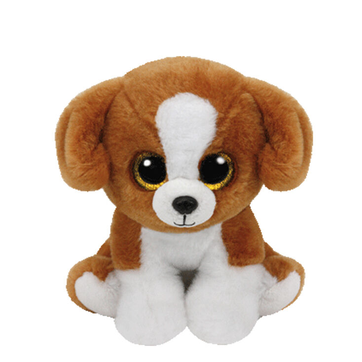 TY Beanie Boo Small Snicky the Dog Soft Toy  3162b7ed5ef