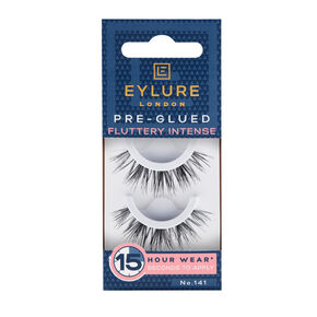 Eylure Fluttery Intense No. 141 Pre-Glued False Lashes,