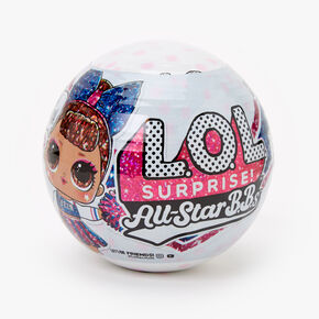 L.O.L. Surprise!™ All-Star B.B.s Cheer Team Dolls Blind Bags - Styles May Vary,