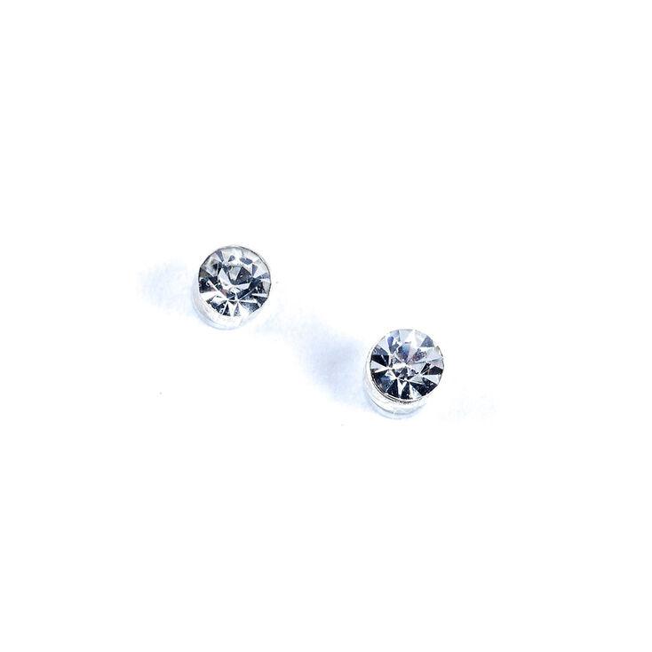 small magnetic stud earrings s
