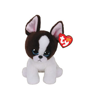 Ty Beanie Boo Small Portia the Terrier Plush Toy,