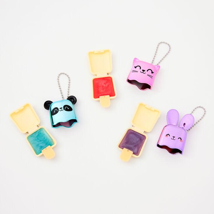 Pucker Pops Metallic Critters Lip Gloss - 3 Pack,