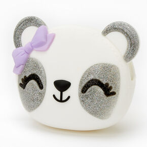 Panda Jelly Coin Purse – White,