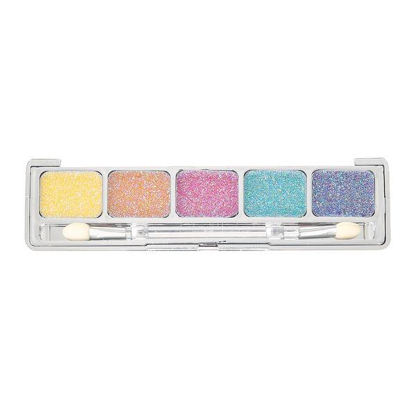 Claire's - neonglitz eyeshadow pallet - 1