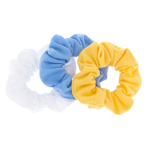 Trio Mix Hair Scrunchies - 3 Pack 686984e155e