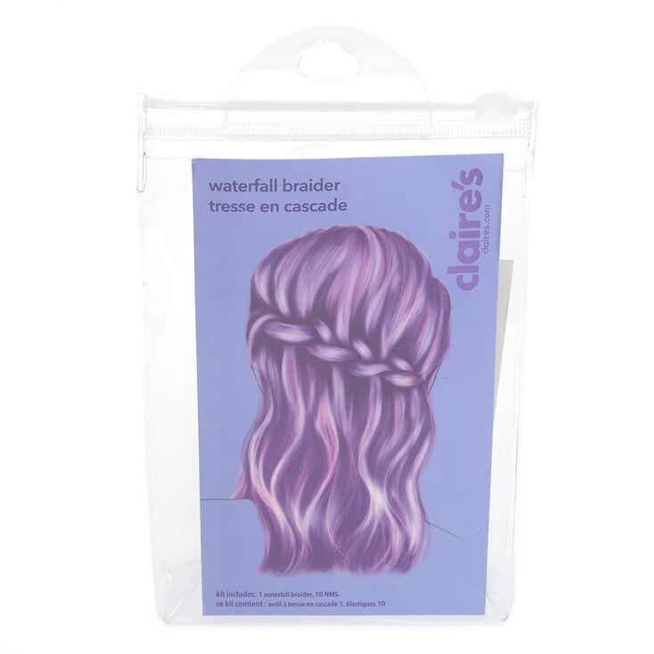 Waterfall Braider Hair Tools Kit,