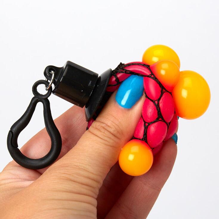 Jouet anti-stress porte-clés boule en tulle spongieux Tobar® – Les modèles peuvent varier,