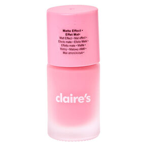 Matte Nail Polish - Sorbet Pink,