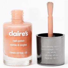 Gel-Like Nail Polish - Nude,