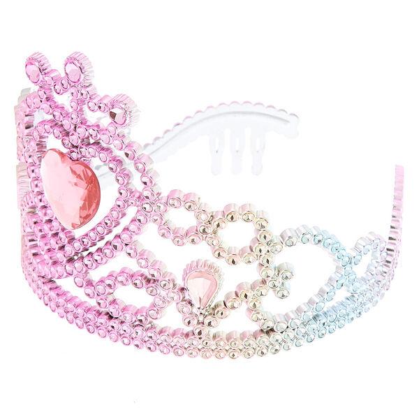 Claire's - club pastel ombre tiara - 1