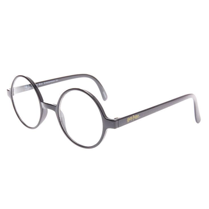Harry Potter™ Round Glasses – Black,