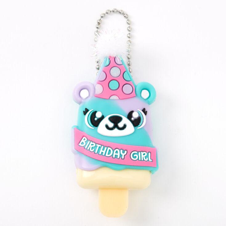 Pucker Pops Birthday Bear Lip Gloss - Vanilla,