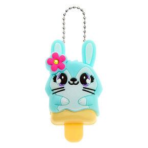 Pucker Pops Jade the Bunny Lip Gloss - Blue Raspberry,