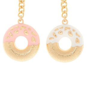 Best Friends Donut Keychains - 2 Pack,