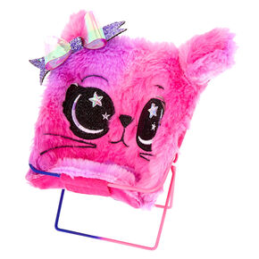 Space Kitty Papasan Chair Phone Holder - Pink,