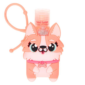 Queenie the Corgi Hand Lotion - Peach,
