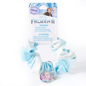 ©Disney Frozen 2 Elsa Hair Scrunchie - Blue,