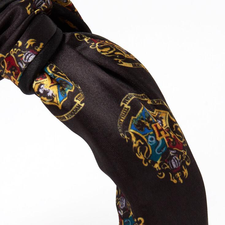 Harry Potter™ Hogwarts Knotted Headband – Black,