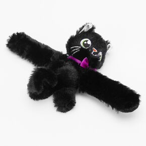 Huggie Cat Slap Bracelet - Black,