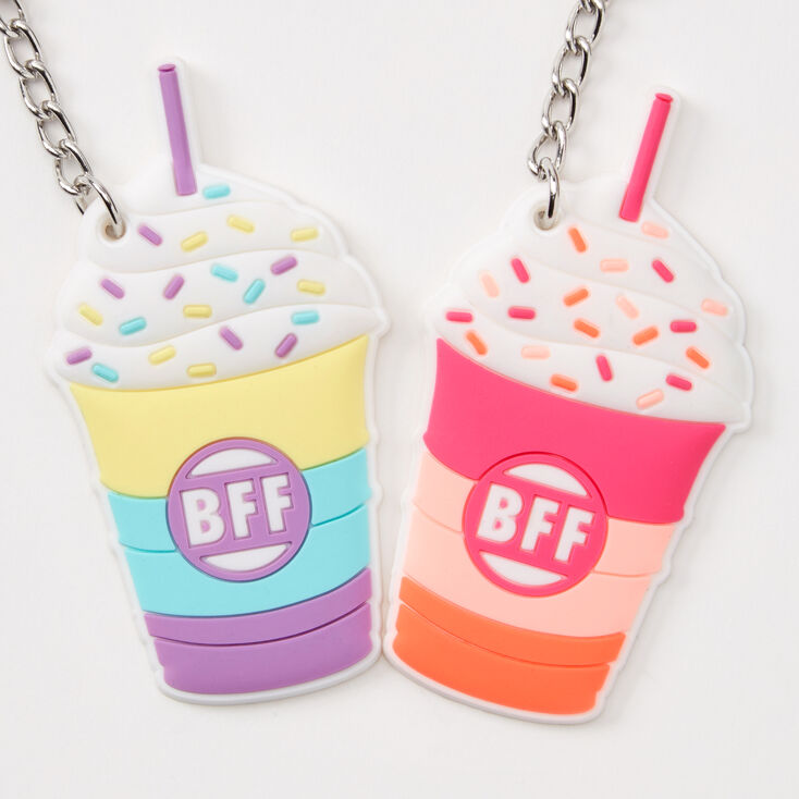 Frappuccino Best Friends Keychains - 2 Pack,