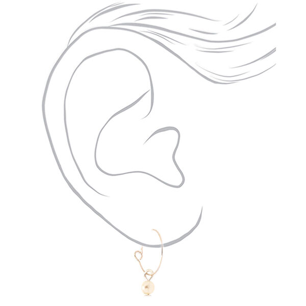 Claire's - mixed earrings set - 2