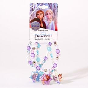 ©Disney Frozen 2 Beaded Stretch Bracelets – 3 Pack,