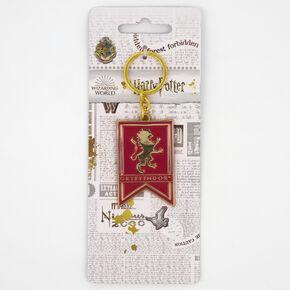 Harry Potter™ Gryffindor Keyring – Burgundy,