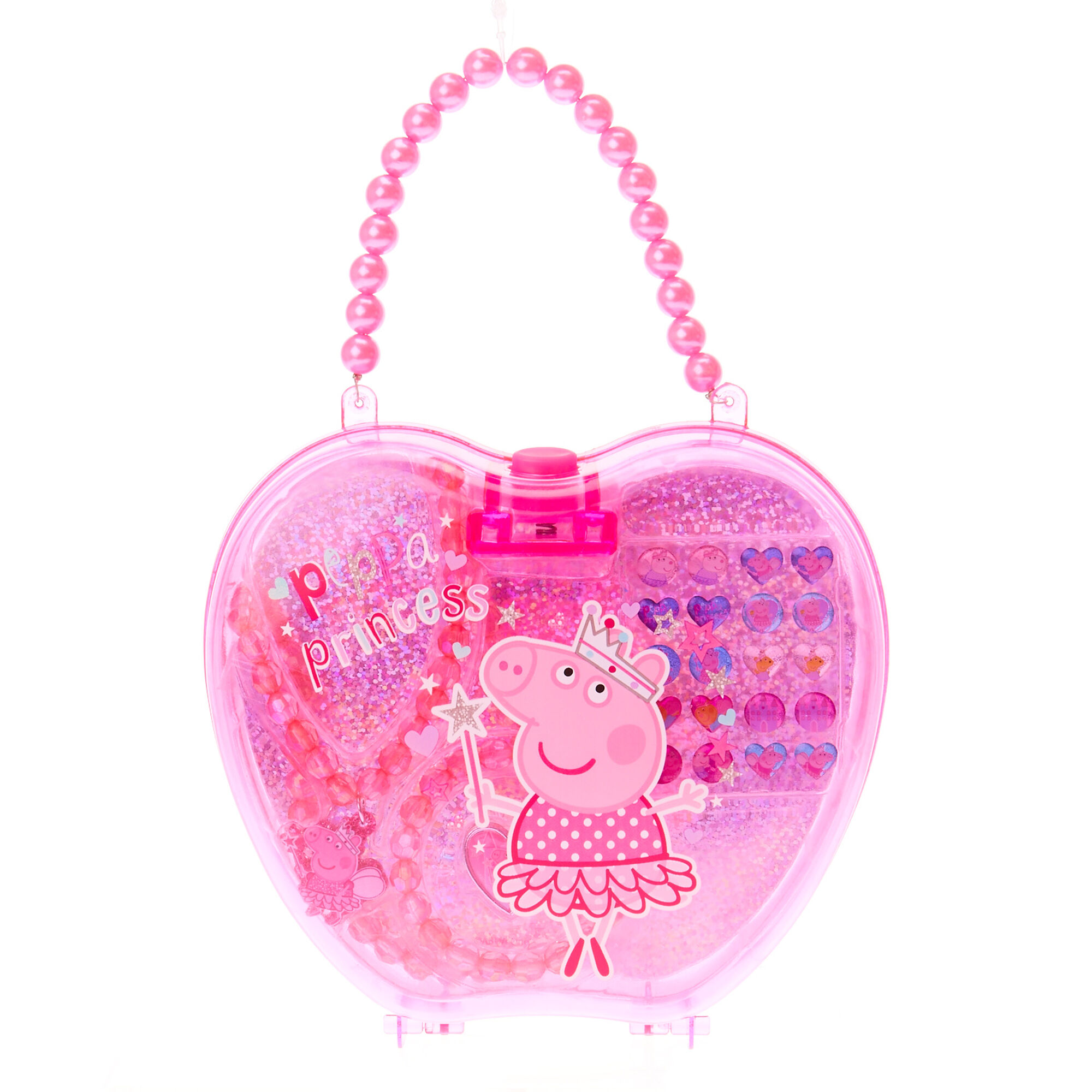 Peppa Pig Jewellery Handbag Set