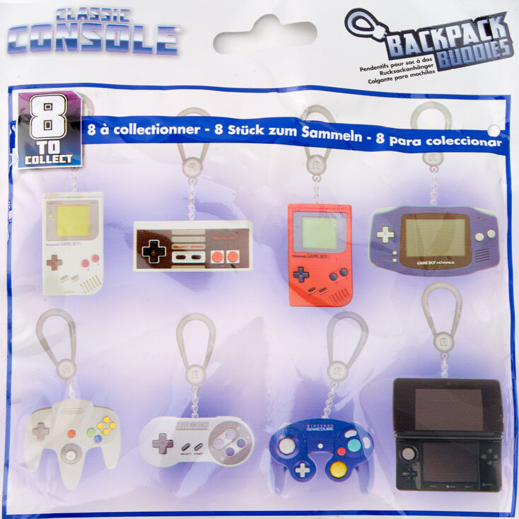Nintendo™ Classic Console Backpack Buddy Blind Bag - Styles May Vary,