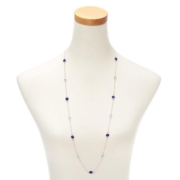 Claire's - iridescent gem statement necklace - 2