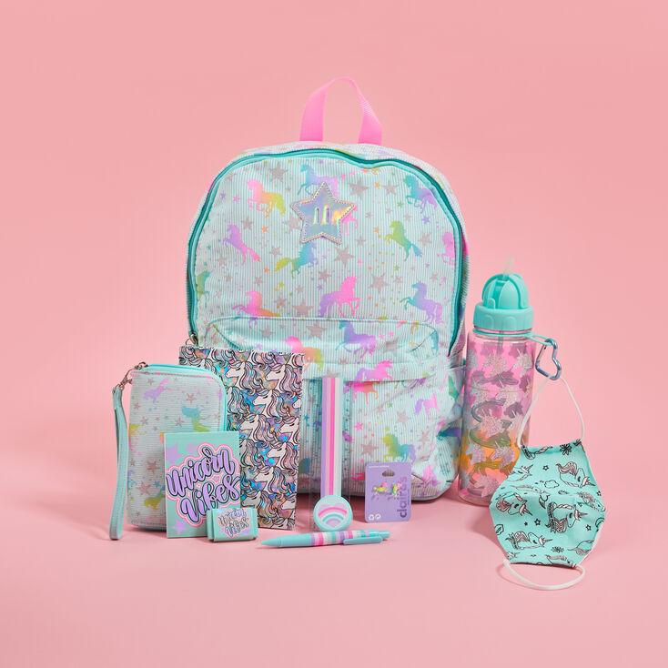 Mint Cosmic Unicorn Set,