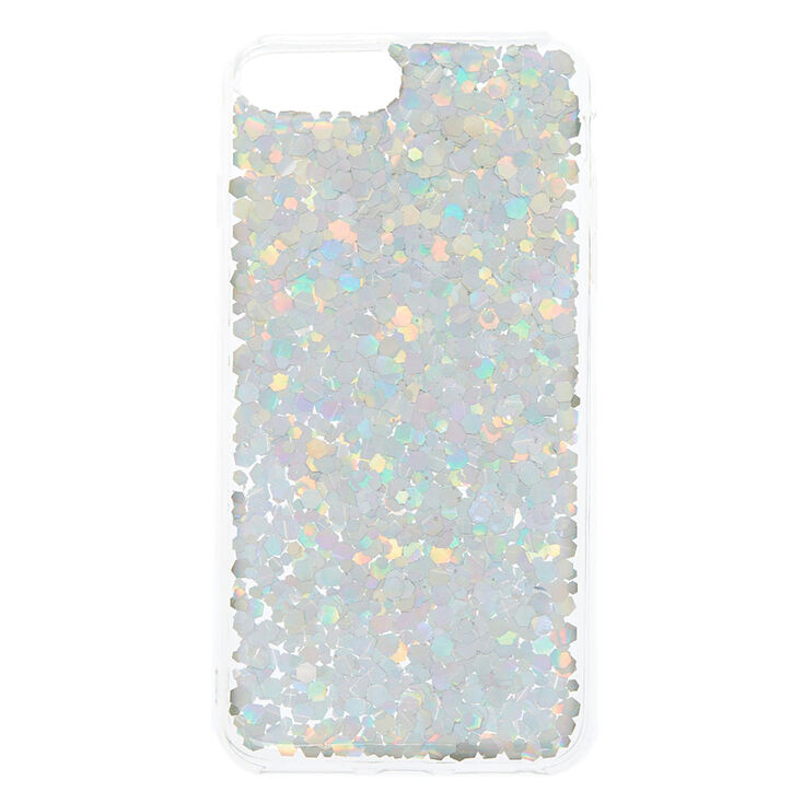 new concept 5860a 529c8 Holographic Glitter Phone Case - Fits iPhone 6/7/8 Plus