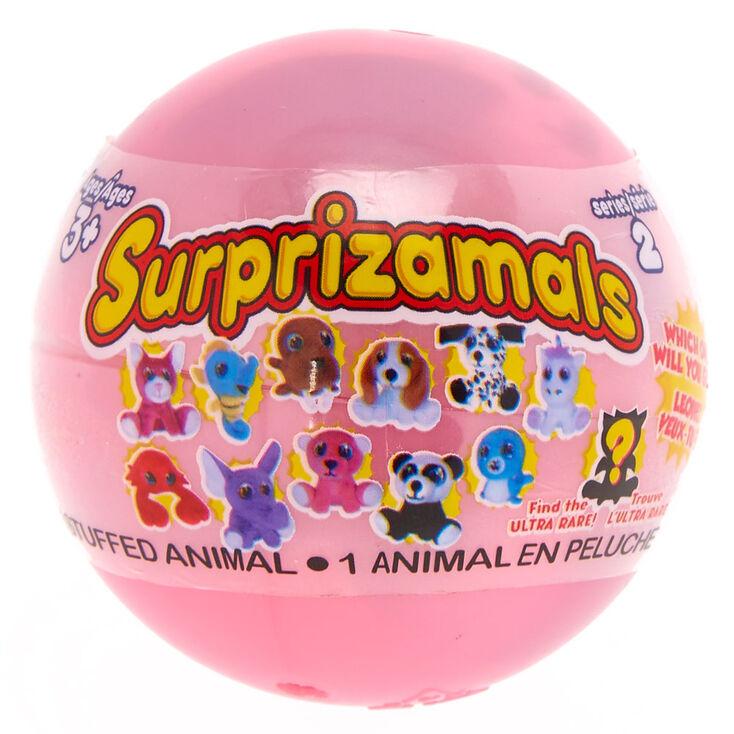 Kids Series 2 Surprizamals Stuffed Animal Blind Box,