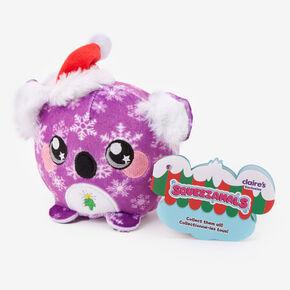 Squeezamals™ Snowflake Koala Soft Toy,