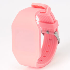 Pastel LED Watch - Peach,