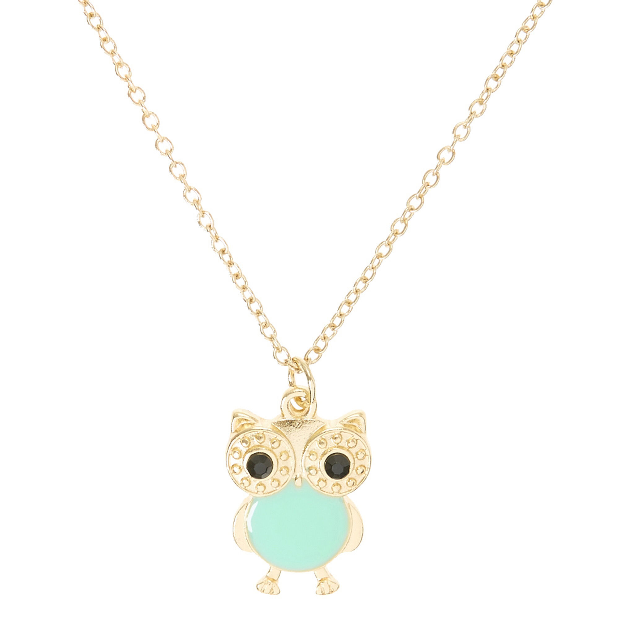 pendant garland collection hi res owl
