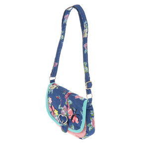 Kids Garden Party Fabric Crossbody Bags 4b79c55e86