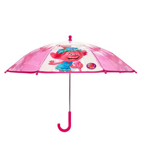 Trolls World Tour Poppy Umbrella - Pink,