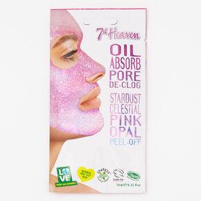 Masque pour le visage peel-off Stardust Celestial Pink Opal 7th Heaven,