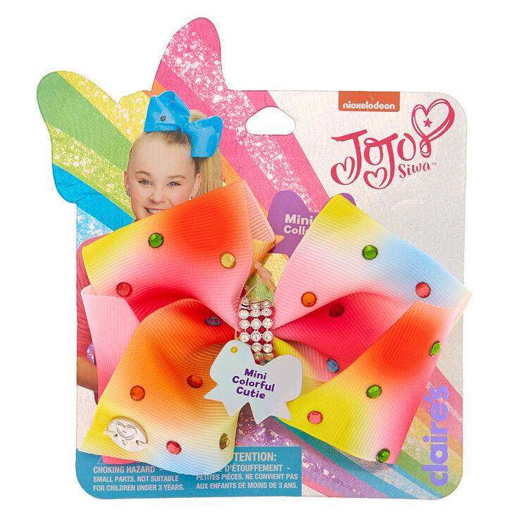 JoJo Siwa™ Colorful Cutie Mini Hair Bow,