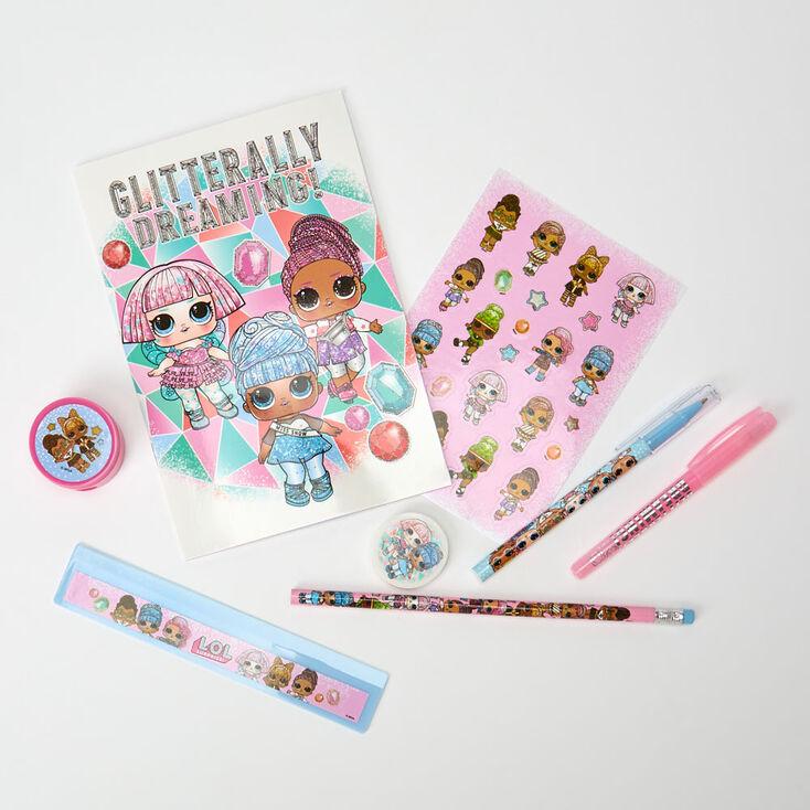 L.O.L Surprise!™ Stationery Set – 8 Pack, Pink,