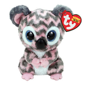 Ty Beanie Boo Small Kora the Koala Soft Toy,