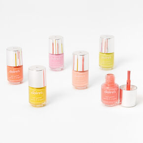 Lot de mini vernis à ongles coucher de soleil — Lot de 6,