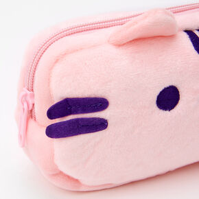 Pusheen® Plush Zippered Cosmetic Case - Pink,